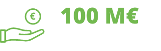 100 M€ d'epargne collectée